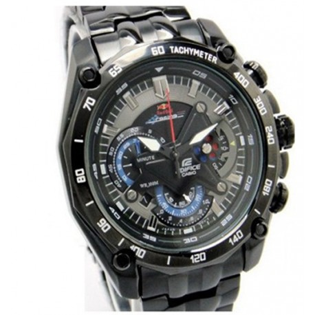 Reloj Casio Edifice Ef-550rbsp Red Bull Negro